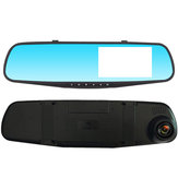 HD 1080P 3.5 Inch Screen Driving Recorder Car Rear View Camera Car DVR