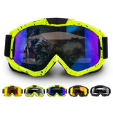 Universal Motorcycle Cycling Skiing Sport Goggles Outdoor Windproof TPU Anti-shock Breathable