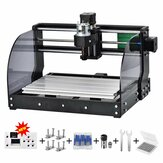 Upgraded 3018 Pro Offline CNC Engraver DIY 3Axis GRBL Laser Engraving Machine Wood Router