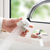 360 Rotary Faucet Booster Water Filter Device 3 Switching Modes Water-Saving High Pressure Kit Spra
