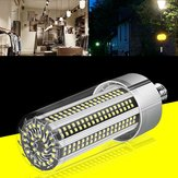 AC100-277V E27 100W No Strobe Fan Cooling Camping Home Garden 366 LED Corn Light Bulb