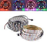 1M 5M WS2813 RGB Dream Color Niet Waterdicht LED Pixel Strip Light voor Holiday Party Decor DC5V