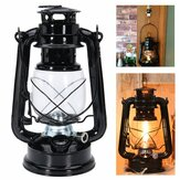 IPRee® Retro Óleo Lanterna Outdoor Garden Camp Kerosene Paraffin Portable Hanging Lamp