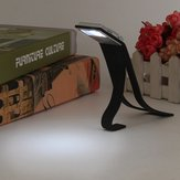 LED Mesa plegable flexible Lámpara Light Travel Book Light Reading