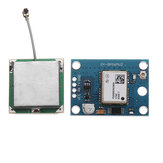 New GPS Module V2 with Flight Control EEPROM MWC APM2.5 Large Antenna