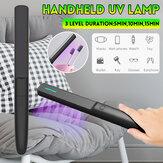 3 Level Portable UV Handheld UV Light Disinfection Lamp for Home Office Travel