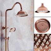 203x130mm Luxus Europäischen Chrome Goldene Farbe Dusche Spray Bad Wasserhahn Bad Set Zubehör