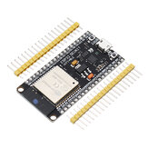 2Pcs ESP32 WiFi + bluetooth Development Board Ultra Low Power Consumption Dual Core ESP-32 ESP-32S Geekcreit for Arduino - products that work with official Arduino boards