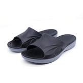Men's Casual Large-size Thick Bottom Brief Outdoor and Indoor Home Slippers