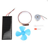DIY Electronic Technology Small Solar Maker Training Materials Package Parts