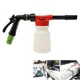2 in 1 Car Cleaning Foam Gun Washing Foamaster Gun Water Soap Shampoo Sprayer