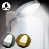 24W Водонепроницаемы IP65 Light Control Wall Лампа 144 LED Дорожные уличные фонари для На открытом воздухе Ярд AC85-265V