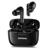 Lenovo XT90 TWS bluetooth 5.0 Oortelefoon Low Latency HiFi Bass Waterproof Sport Gaming Koptelefoon met Noise Cancelling Mic Type-C Opladen