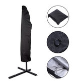 Açık Şemsiye Muz Şemsiye Su Geçirmez Kapak 210D Güneşlik Toz Yağmur Koruyucusu