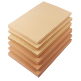 100 Pcs A4 Kraft Paper Thick Cardboard Copy Paper Handmake Home Office Stationery Supplies