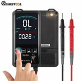 Mustool MT111 Layar Sentuh Digital Multimeter 6000 Hitungan Intelligent Scanning Digital Multimeter AC DC Pengukuran NCV True RMS Pengukuran