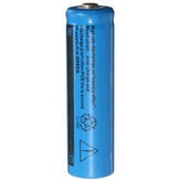 1 Pcs 1200mAh 3.7V Rechargeable 14500 Li-ion Battery for Flashlight Scooter