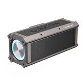 Haut-parleur Bluetooth BlitzWolf® BW-WA3 100W Haut-parleurs portables Quad Drivers Double diaphragme Deep Bass Lumière RGB TWS 5000mAh Haut-parleur sans fil extérieur
