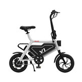 HIMO V1 Foldable Pedelec Electric Bike for Adult/Kid 250W Brushless Motor Cycling Max. Speed 20km/h Load 100kg From Xiaomi Youpin