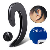 bluetooth 4.1 Wireless Hanging Bone Conduction Earphone Waterproof Sport Hands-free Headphone