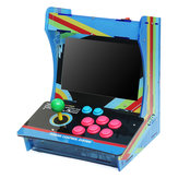 PandoraBox 5S 1299 em 1 Single Player Joystick Arcade Game Console com tela