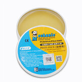 MECHANIC MCN-UV80 No-clean Solder Paste Flux Soldering Tin BGA Electric Welding Flux for PCB BGA SMD