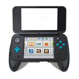 ABS Handheld Hand Grip Support Holder Protector para Nintendo New 2DS XL / LL