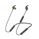 [Dual Dynamic Driver] SoundPEATS Engine HD bluetooth 5.0 QCC3034 IPX6 Waterproof Neckband Earphone with HD Mic