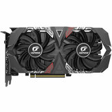 Colorful iGame GeForce GTX 1650 Ultra 4G Graphics Card Video Graphics Card NVIDIA 128Bit Gaming Map GDDR5 4GB W/ DP HD DVI Dual Fan