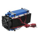 420W 6 Chip Yarıiletken Soğutma Soğutucu Hava Soğutma Ekipmanları DIY Radyatör