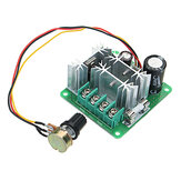 DC 6-90V 15A 1000W Pulse Width PWM DC Motor Speed Regulator Speed Controller Speed Control Switch
