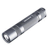 SEEKNITE ST02 Gray SST40 1800lm 5000K 18650 Tactical Flashlight S2+/S2 Temperature Protection Management LED Mini Torch