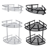 Bathroom Shower Caddy Shelf Metal Wall Mounted Adhesive Kitchen Storage Rack Organizer