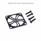 Surpass Hobby Rocket 40*40mm Rc Motor ESC Cooling Fan Cover + m3*14mm Screw RC Car Parts