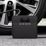 70 Mai 12V Portable Car Tire Inflator Digital Display Air Pump Compressor Black Youth Version from Xiaomi Youpin