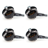 4X EMAX Tinyhawk II 75mm 1-2S Whoop Spare Part 0802 16000KV 1-2S Brushless Motor
