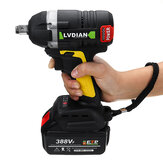630N.m Brushless Cordless Electric Wrench 2x Li-Ion Battery