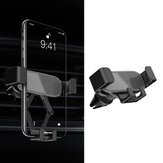 Bakeey 360 Degree Rotatable Gravity Linkage Air Vent Car Phone Holder for 4.7-6.5 Inch Mobile Phone