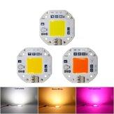 AC110V / 220V 50W 70W 100W COB LED رقاقة للنمو ضوء الطيف الكامل 380-780nm زهرة الشتلات النباتية
