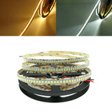 5M High Brightness SMD3528 1200 LED Flexible Strip Light Rope Tape Lamp For Home Party Decor DC12V