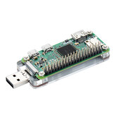 Dongle USB con schermo in acrilico per Raspberry Pi Zero / Zero W.