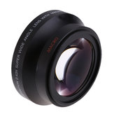Lightdow Universal 67mm 0.43X Wide Angle Lens with Macro Lens for DSLR Camera