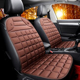 12V Heated Car Seat Chair Cushion  Heating Warmer Pad Hot Cover