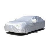 Waterproof Large Full Car Cover Heavy Duty Breathable Snow UV Dust Protection