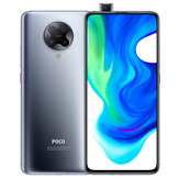 POCO F2 Pro Global Version 6,67 polegadas Snapdragon 865 4700mAh 30W Câmera de carga rápida de 64MP 8K Video 6GB 128GB 5G Smartphone