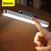 Baseus LED Table Lamp Magnetic Desk Lamp Hanging Wireless Touch Night Light for Study Reading Lamp