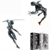 Figma Black Doll Man Actie Figuur Figma Archetype Doll PVC Movable Hand Model Doll Toy