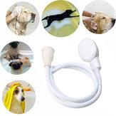 1,5 m / 2 m / 2,5 m Wasserhahn Bad Waschbecken Duschkopf Schlauch Spray Friseur Haustier Hund Waschen