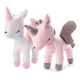 16 Pulgadas Soft Gigante Unicornio Peluche de peluche Muñeca Animal Regalos de los Niños Regalos de Foto Regalo