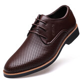 Mikrofiber Nefes Business Casual Oxfords Oymak